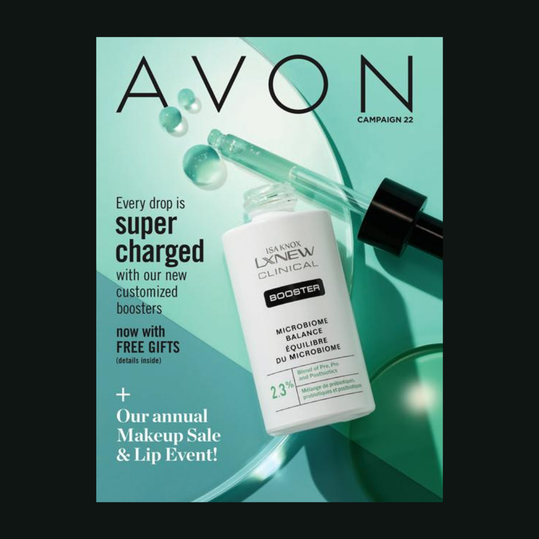 Campaign 22 Product Picks with Your Avon Lady Chris Arnold