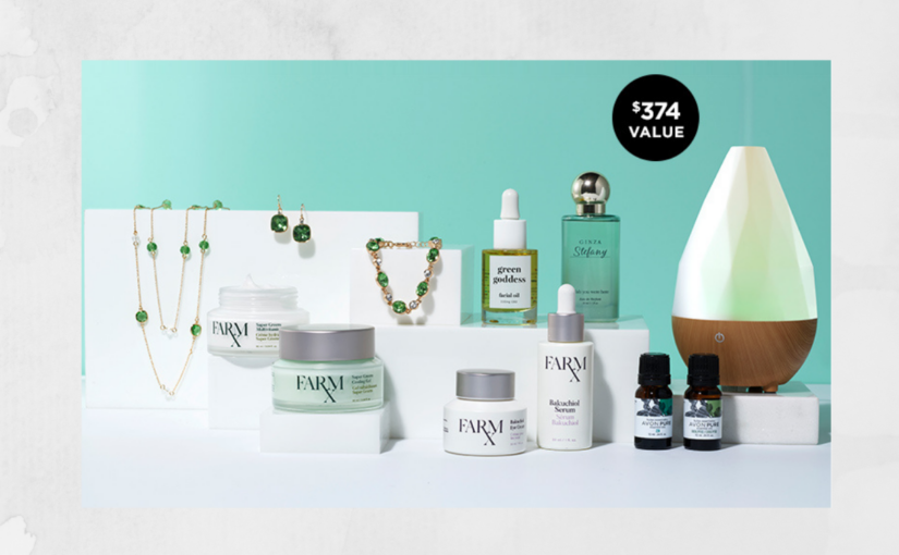 Avon Pure Perfection Sweepstakes