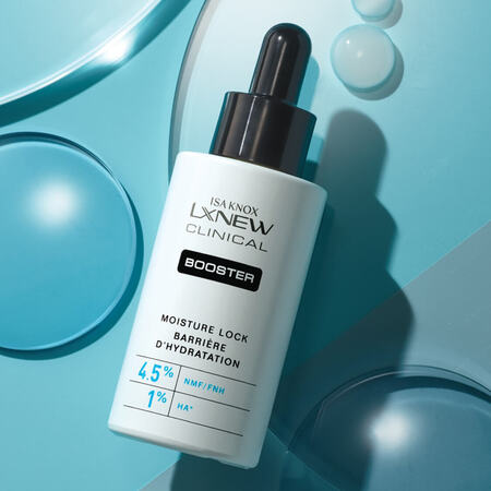 LXNEW Clinical Booster Moisture Lock