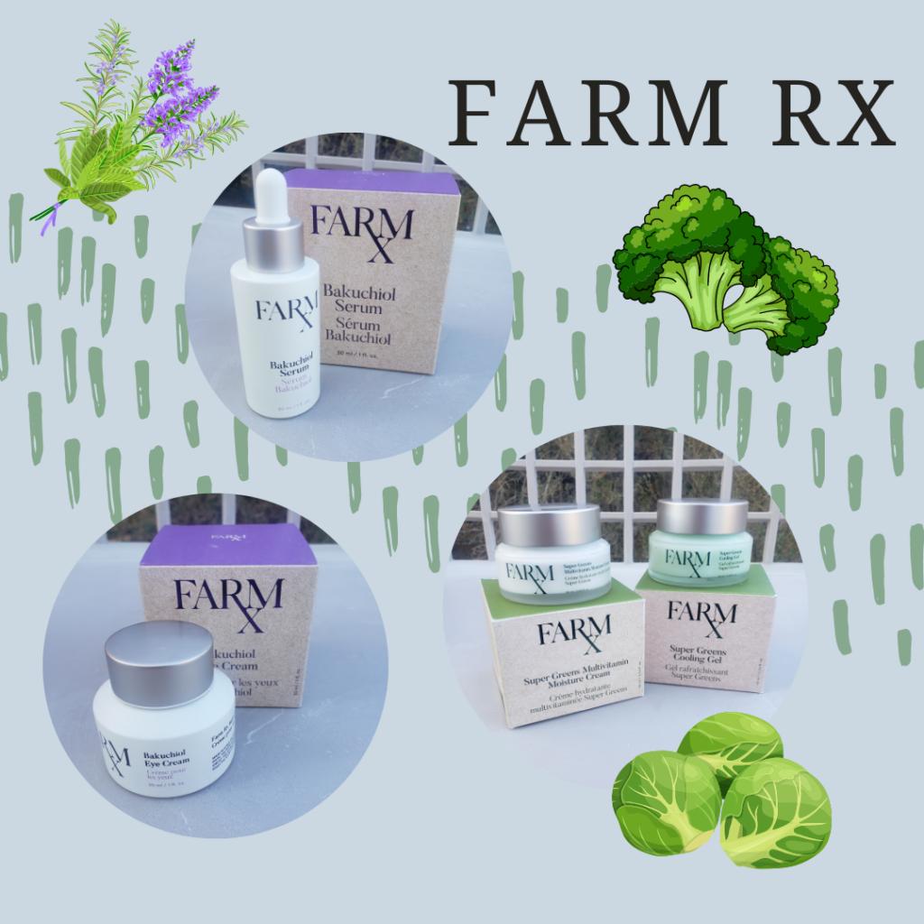 Farm Rx Vegan Skincare Collection