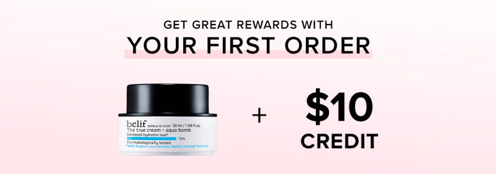join Avon and get rewards with your first order