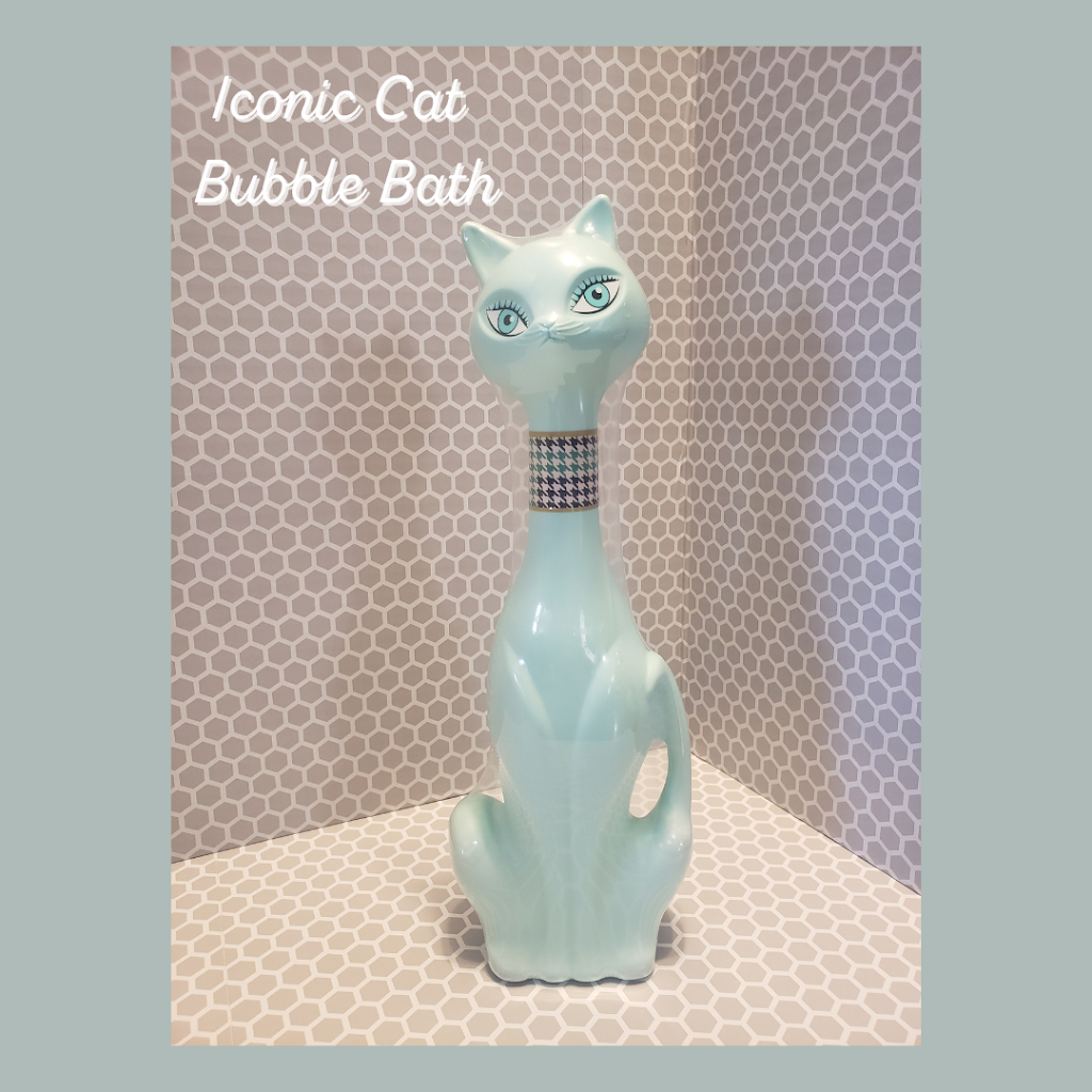 Iconic Cat Bubble Bath Giveaway