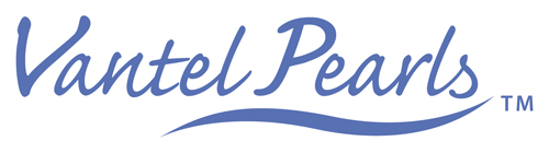 Vantel Pearls logo