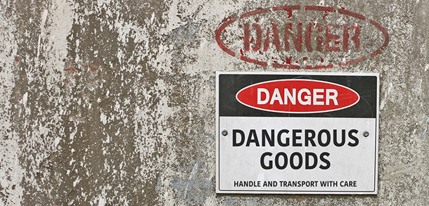 How to Properly Move Dangerous Goods