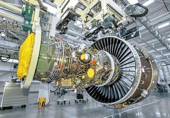Pratt & Whitney C5 and DB