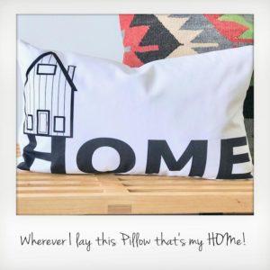 Home Pillow lumbar
