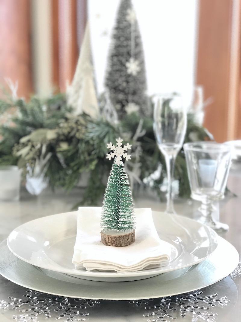Reduce Reuse Recreate for Christmas Decor