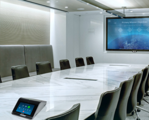 Conference Room Design featuring Crestron