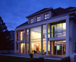 Crestron Lighting and shades enhance home safety and security in Vancouver