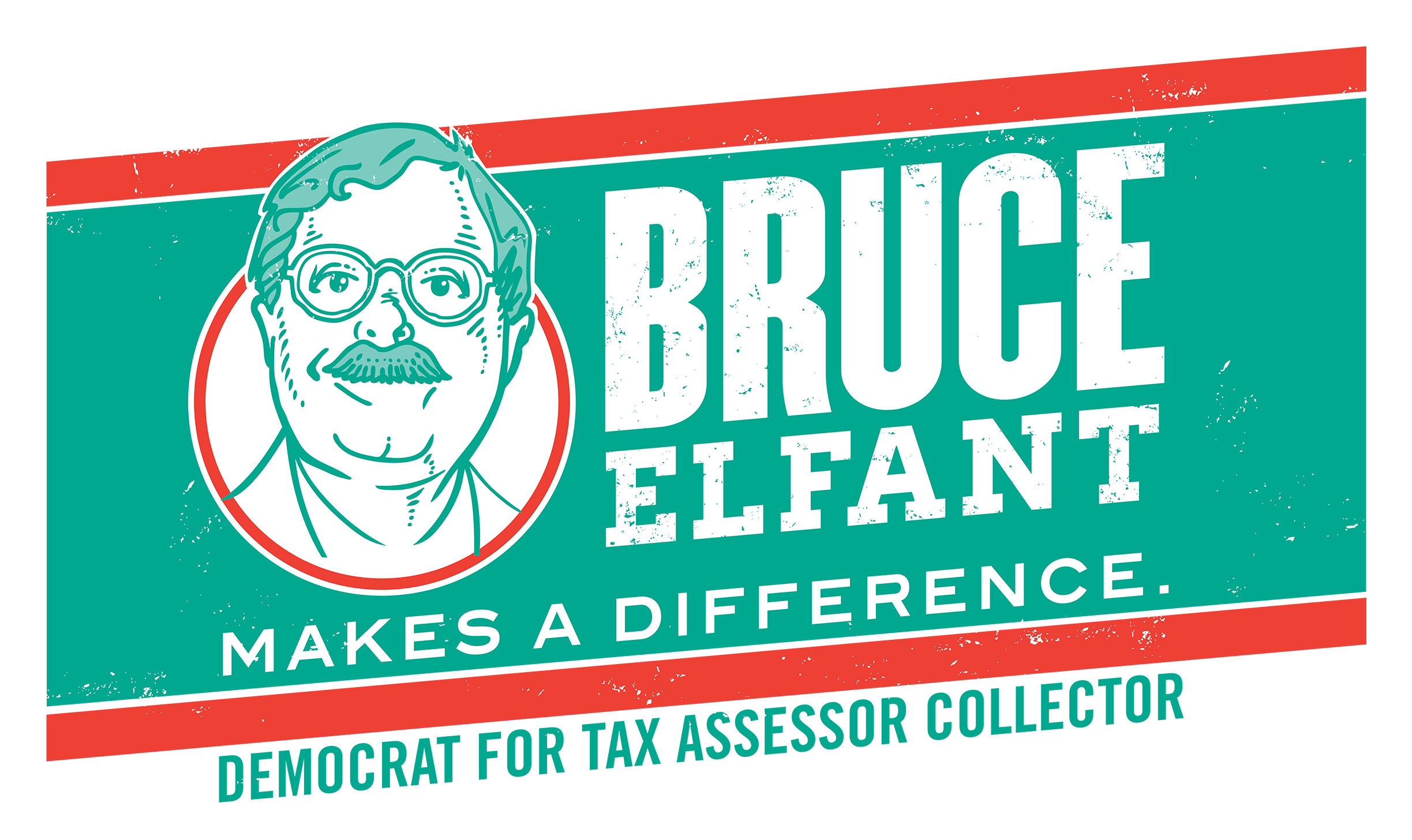 Bruce Elfant Democrat for tax assessor collector