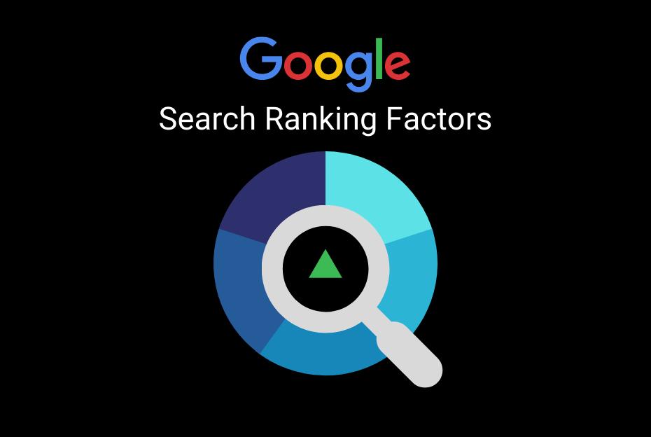 Google Search Ranking Factors