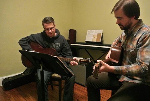 Baltimore guitar lesson