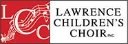 Lawrence Children's Choir Logo