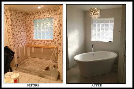 Kitchen & Bath Revamp