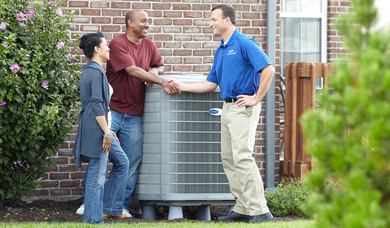Heating and Air Contractor