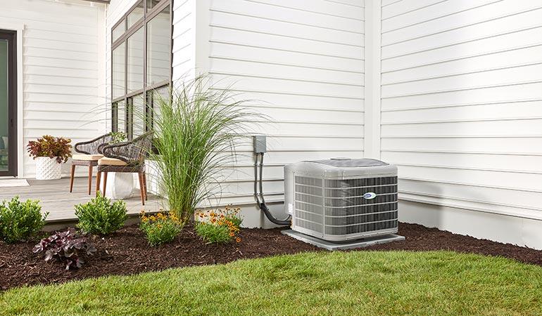 HVAC Outdoor Unit