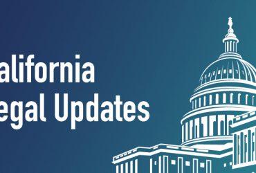 California Legal Updates