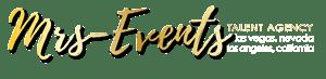 Mrs Events Logo