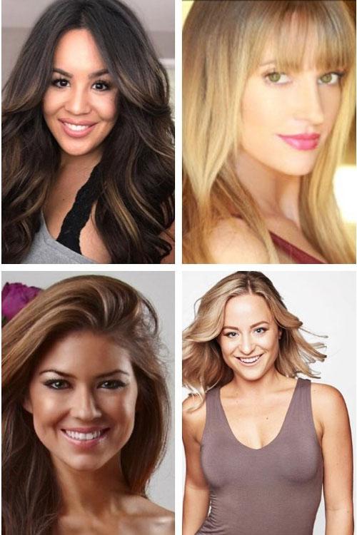 brand ambassadors collage 3