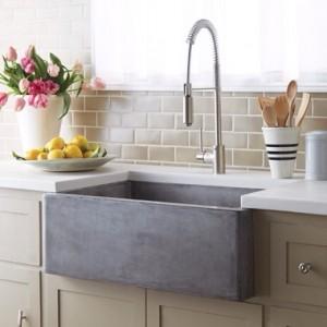 Native Stone Kitchen Sink