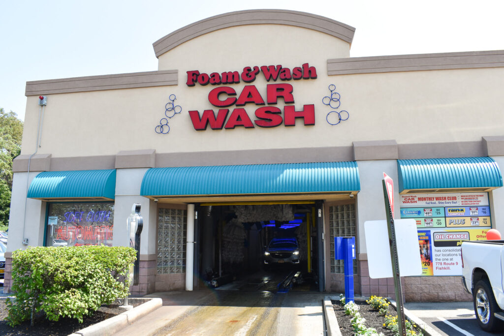 24 Hour Car Wash - New York