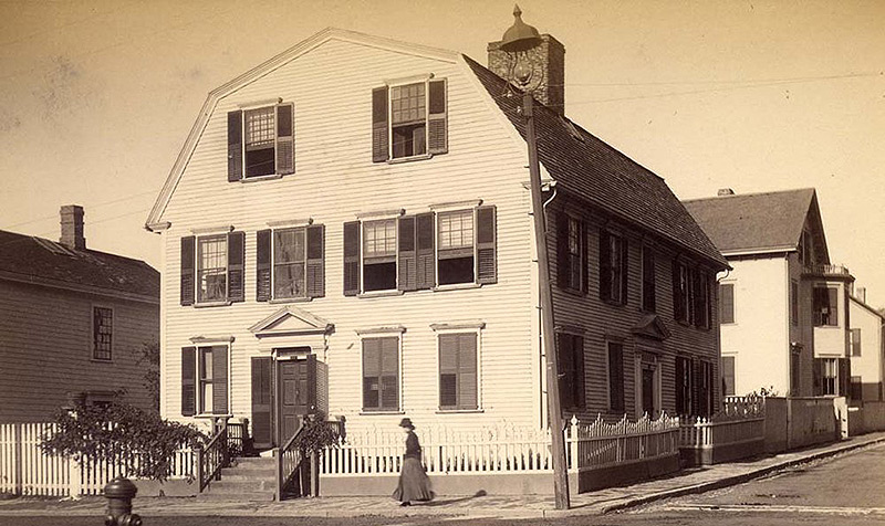 Jonathan Nichols House