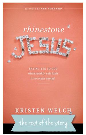 Rhinestone-Jesus