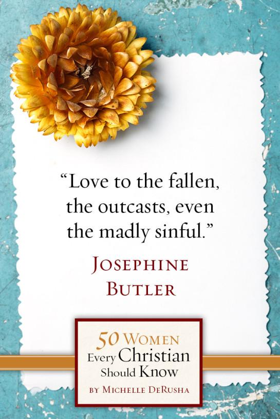 50WomenJosephineButler
