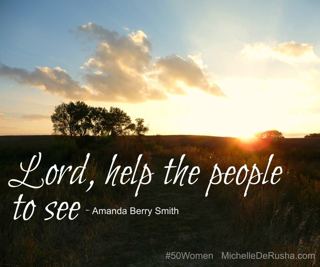 Amanda Berry Smith