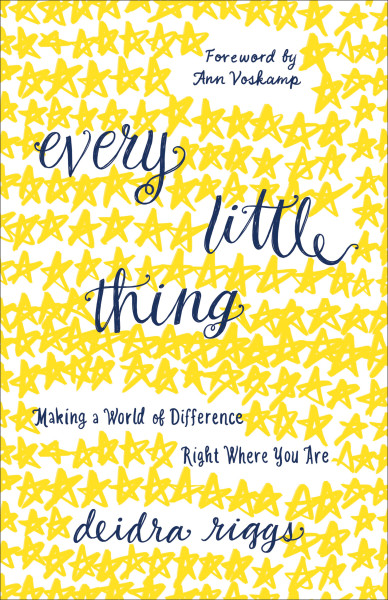 Every-Little-Thing-by-Deidra-Riggs