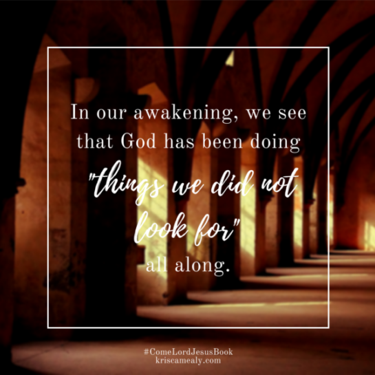 Come Lord Jesus: The Wait of Waiting