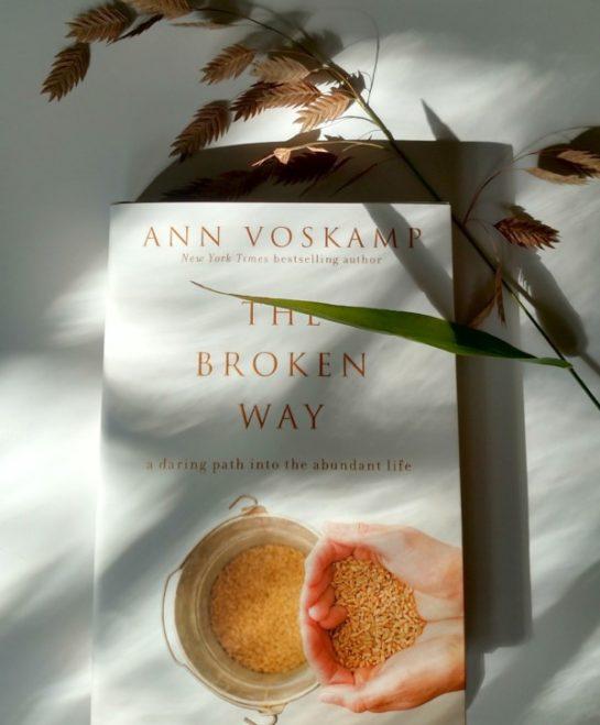 The Broken Way, by Ann Voskamp