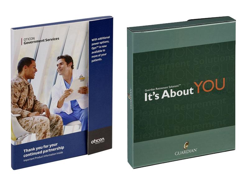 Paperboard Package Samples