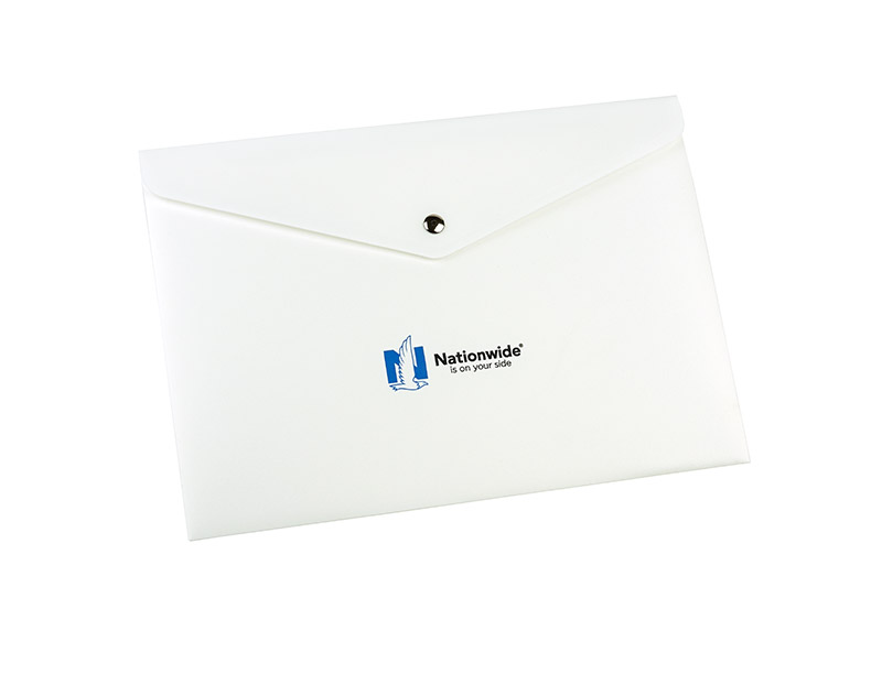 Literature Envelope Sample