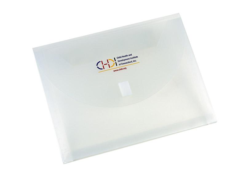 Literature Envelope Sample