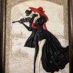 Violin in love ........