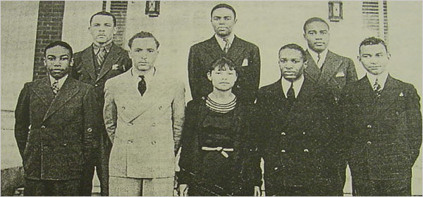 Wiley_College_debate_team_1930