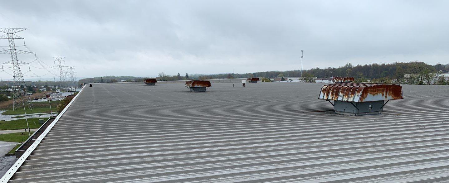 Warning: Aluminum Coatings & Metal Roofs