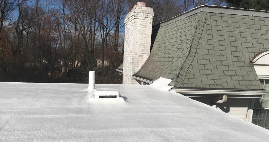 Will Elastomeric Roof Coating Stop Leaks? Help for Facility Owners