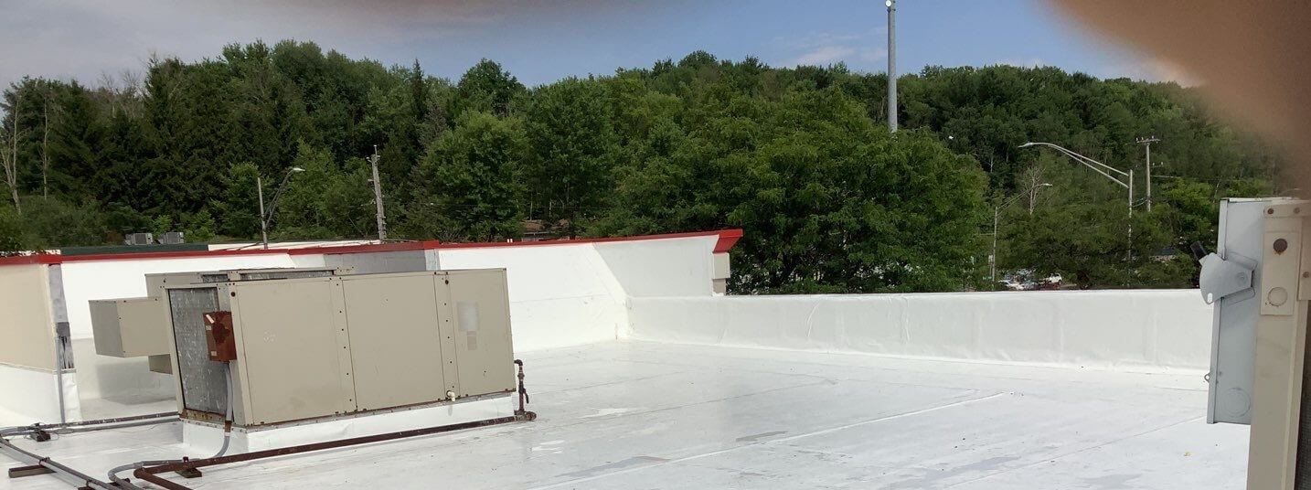 Want the Best Flat Roof Protection? Consider a Monolithic Roof and Save Money