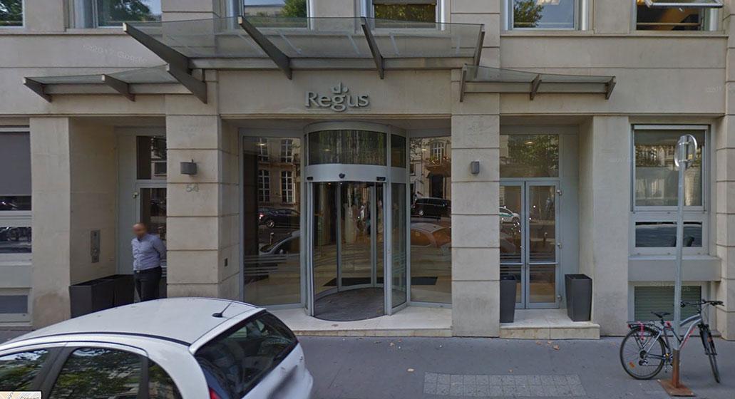 Notre bureau à Paris