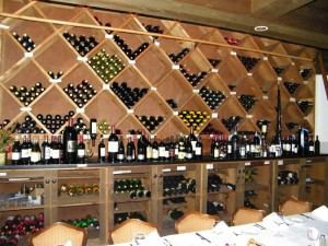 Wine Room at Rudi Lechners