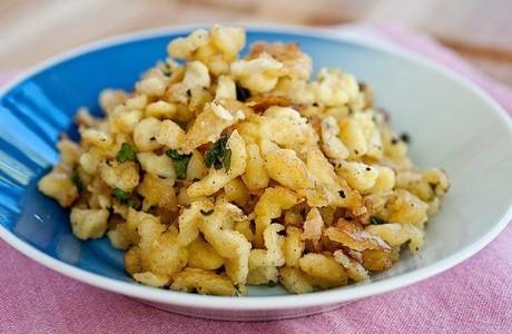 Spaertzle recipe