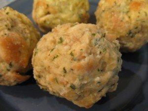 white bread dumplings recipe