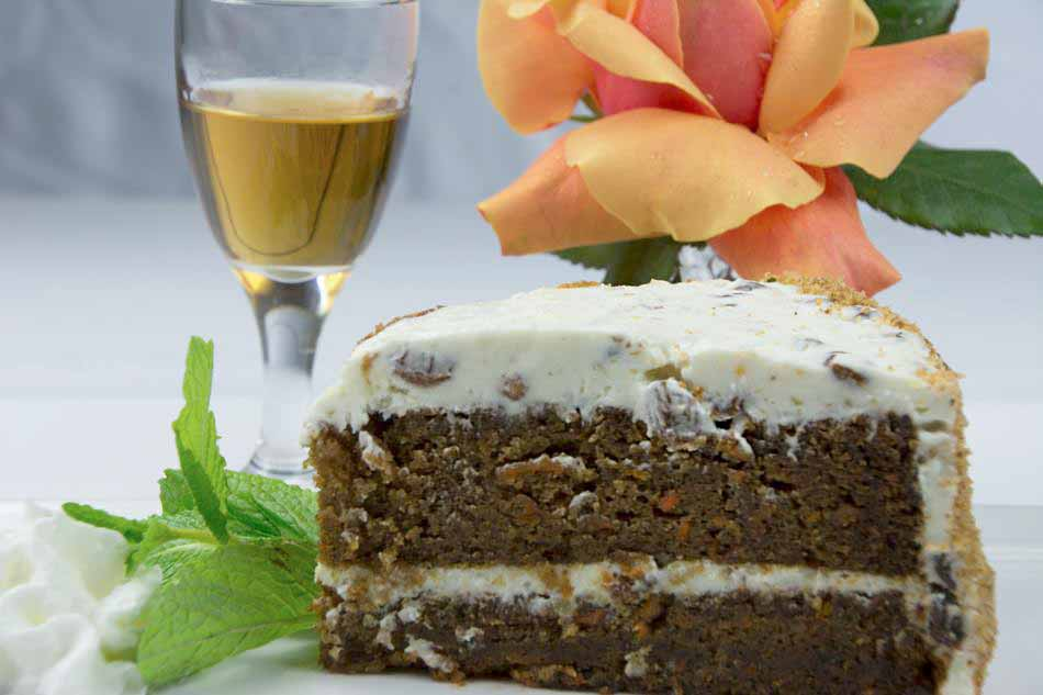 Carrot Cake - Best Rated in Houston