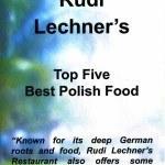 CBS 2013 -Top Five Polish Foods in Houston