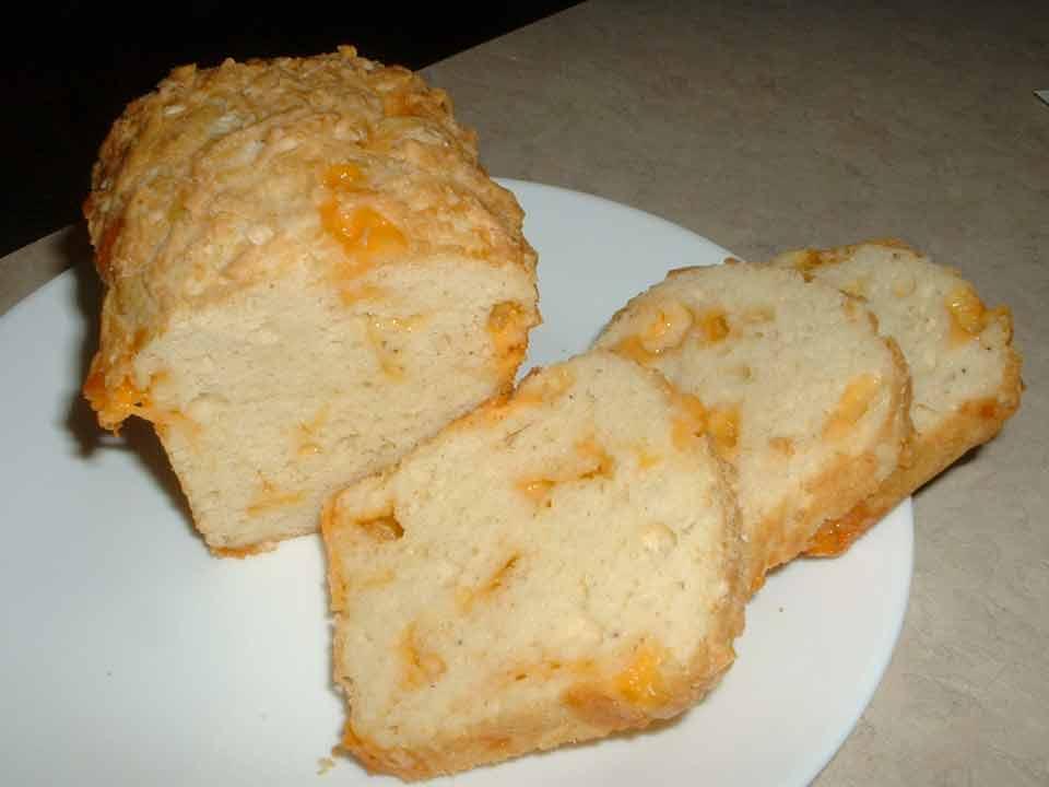 Cheddar Cheese Bread - Rudi Lechners Receipes
