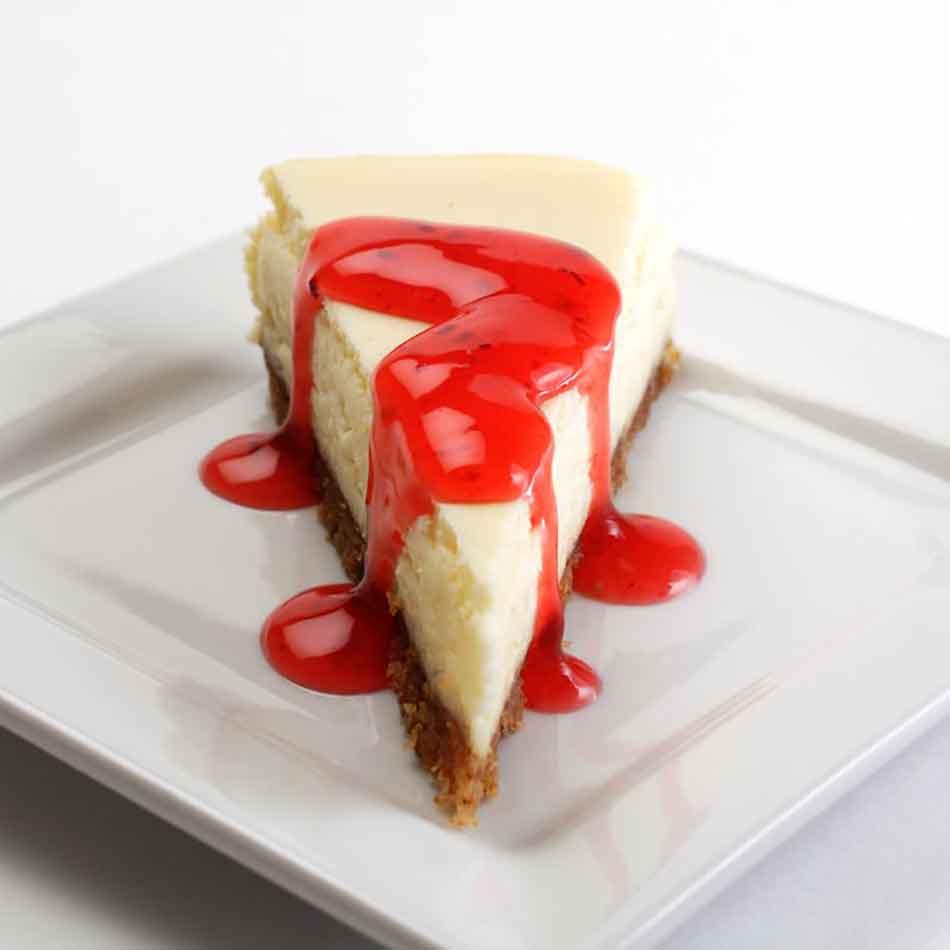 cheesecake-rasberry
