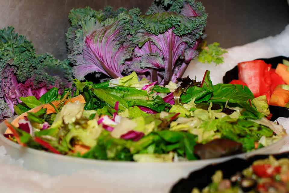 Rudi Lechners Salad Bar