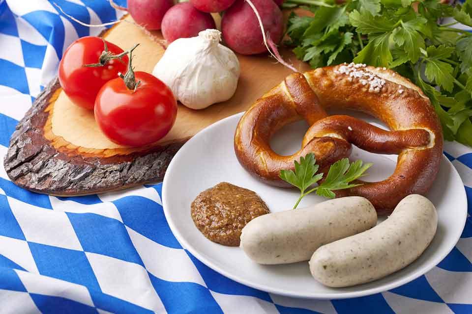 Top Ten German Foods